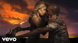 Video: Kanye West - Bound 2 (feat. Charlie Wilson) (Starring Kim Kardashian)